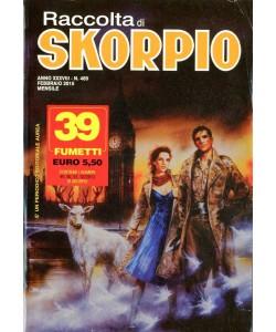 Skorpio Raccolta - N° 489 - Skorpio Raccolta - Editoriale Aurea