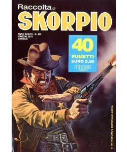 Skorpio Raccolta - N° 493 - Skorpio Raccolta - Editoriale Aurea