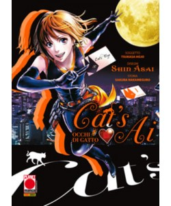Cat'S Ai - N° 1 - Occhi Di Gatto - Manga Adventure Planet Manga