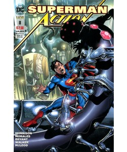 Action Comics New 52 Special - N° 8 - Action Comics - New 52 Special Rw Lion