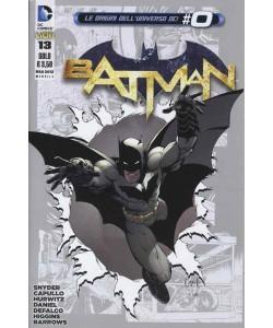 Batman 2012 - N° 13 - Batman - Rw Lion