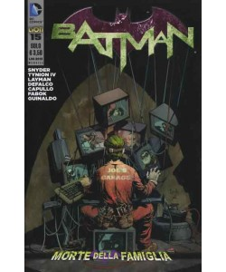 Batman 2012 - N° 15 - Batman - Rw Lion