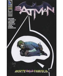 Batman 2012 - N° 16 - Batman - Rw Lion