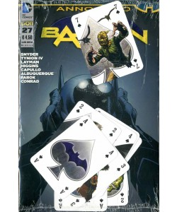 Batman 2012 - N° 27 - Batman - Batman Rw Lion