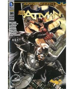 Batman 2012 - N° 31 - Batman - Batman Rw Lion