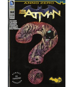 Batman 2012 - N° 32 - Batman - Batman Rw Lion