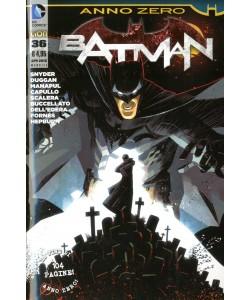 Batman 2012 - N° 36 - Batman - Batman Rw Lion