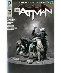 Batman 2012 - N° 41 - Batman - Batman Rw Lion
