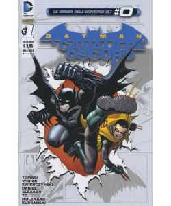 Batman Il Cav.Oscuro N. Serie - N° 1 - Batman Il Cavaliere Oscuro - Rw Lion