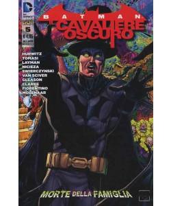 Batman Il Cav.Oscuro N. Serie - N° 5 - Batman Il Cavaliere Oscuro - Rw Lion