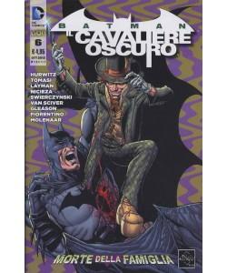 Batman Il Cav.Oscuro N. Serie - N° 6 - Batman Il Cavaliere Oscuro - Rw Lion