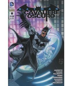 Batman Il Cav.Oscuro N. Serie - N° 8 - Batman Il Cavaliere Oscuro - Rw Lion