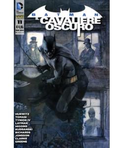 Batman Il Cav.Oscuro N. Serie - N° 11 - Batman Il Cavaliere Oscuro - Rw Lion