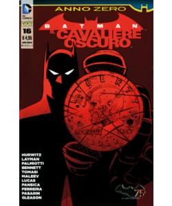 Batman Il Cav.Oscuro N. Serie - N° 16 - Batman Il Cavaliere Oscuro - Rw Lion