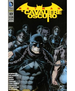 Batman Il Cav.Oscuro N. Serie - N° 17 - Batman Il Cavaliere Oscuro - Rw Lion