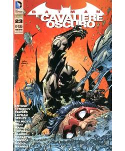 Batman Il Cav.Oscuro N. Serie - N° 23 - Batman Il Cavaliere Oscuro - Rw Lion