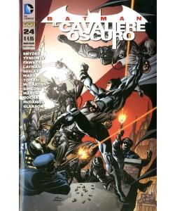 Batman Il Cav.Oscuro N. Serie - N° 24 - Batman Il Cavaliere Oscuro - Rw Lion