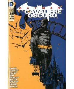 Batman Il Cav.Oscuro N. Serie - N° 28 - Batman Il Cavaliere Oscuro - Rw Lion
