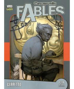C'Era Una Volta Fables - N° 13 - Geppetto - Vertigo Legends Rw Lion
