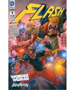 Flash/Wonder Woman - N° 1 - Cover Flash - Flash Rw Lion