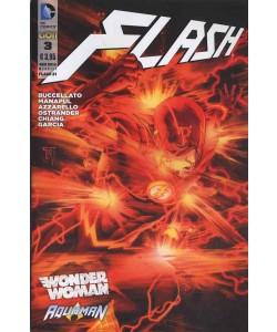 Flash/Wonder Woman - N° 3 - Cover Flash - Flash Rw Lion