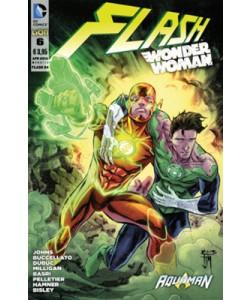 Flash/Wonder Woman - N° 6 - Flash/Wonder Woman - Flash Rw Lion