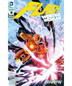 Flash/Wonder Woman - N° 9 - Flash/Wonder Woman - Flash Rw Lion