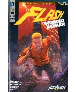 Flash/Wonder Woman - N° 10 - Flash/Wonder Woman - Flash Rw Lion
