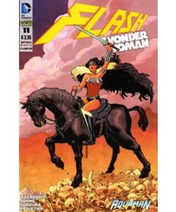 Flash/Wonder Woman - N° 11 - Flash/Wonder Woman - Flash Rw Lion