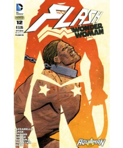 Flash/Wonder Woman - N° 12 - Flash/Wonder Woman - Flash Rw Lion