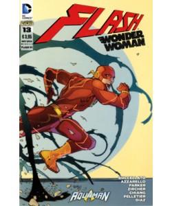 Flash/Wonder Woman - N° 13 - Flash/Wonder Woman - Flash Rw Lion