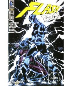 Flash/Wonder Woman - N° 18 - Flash/Wonder Woman - Flash Rw Lion