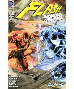 Flash/Wonder Woman - N° 19 - Flash/Wonder Woman - Flash Rw Lion