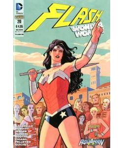 Flash/Wonder Woman - N° 20 - Flash/Wonder Woman - Flash Rw Lion
