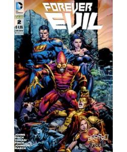 Forever Evil - N° 2 - Forever Evil - Dc Bad World Rw Lion