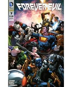 Forever Evil - N° 7 - Forever Evil - Dc Bad World Rw Lion