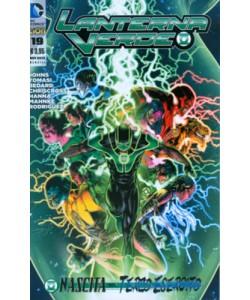 Lanterna Verde 2012 - N° 19 - Lanterna Verde - Lanterna Verde Rw Lion
