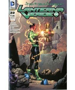Lanterna Verde 2012 - N° 22 - Lanterna Verde - Lanterna Verde Rw Lion