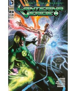 Lanterna Verde 2012 - N° 23 - Lanterna Verde - Lanterna Verde Rw Lion