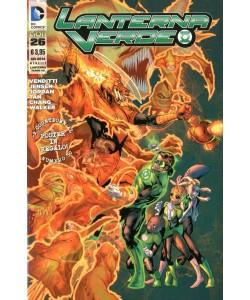 Lanterna Verde 2012 - N° 26 - Lanterna Verde - Lanterna Verde Rw Lion