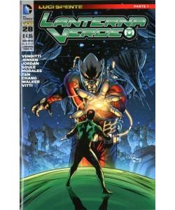 Lanterna Verde 2012 - N° 28 - Lanterna Verde - Lanterna Verde Rw Lion