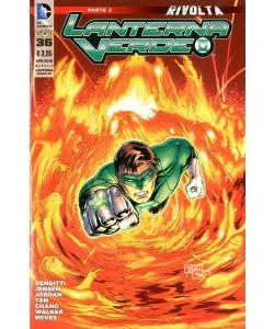 Lanterna Verde 2012 - N° 36 - Lanterna Verde - Lanterna Verde Rw Lion