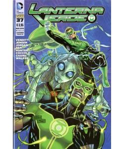 Lanterna Verde 2012 - N° 37 - Lanterna Verde - Lanterna Verda Rw Lion