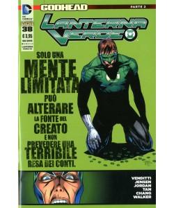 Lanterna Verde 2012 - N° 38 - Lanterna Verde - Lanterna Verde Rw Lion