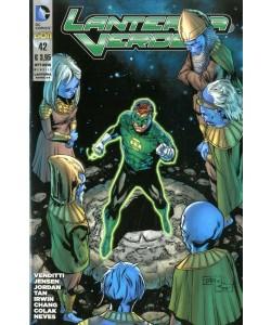 Lanterna Verde 2012 - N° 42 - Lanterna Verde - Lanterna Verde Rw Lion