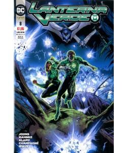 Lanterna Verde New 52 Special - N° 8 - Lanterna Verde - New 52 Special Rw Lion