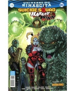 Suicide Squad/Harley Quinn - N° 34 - Suicide Squad/Harley Quinn 12 - Rw Lion