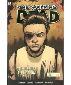 Walking Dead Gazzetta Sport - N° 46 - Dai Sussurri Alle Grida (Parte 2) - Saldapress