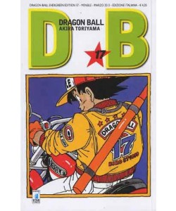 Dragon Ball Evergreen - N° 17 - Dragon Ball Evergreen Edition - Star Comics