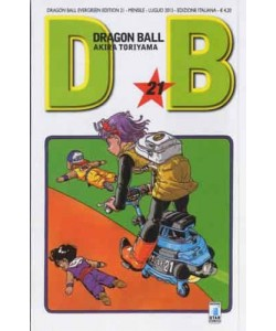 Dragon Ball Evergreen - N° 21 - Dragon Ball Evergreen Edition - Star Comics